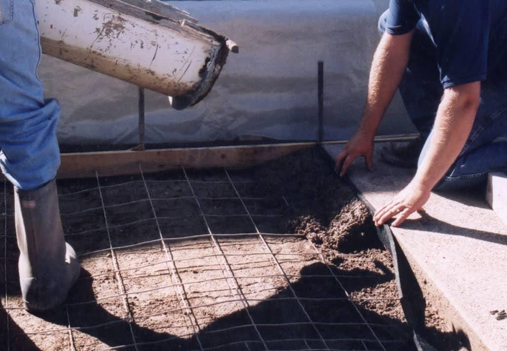 concrete-install