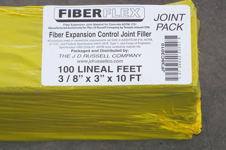 Fiber Expansion Joint | The J D Russell Company